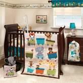 Bedtime Originals 3 Piece Crib Bedding Set, Choo Choo by