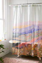 Urban Outfitters Superbloom Shower Curtain