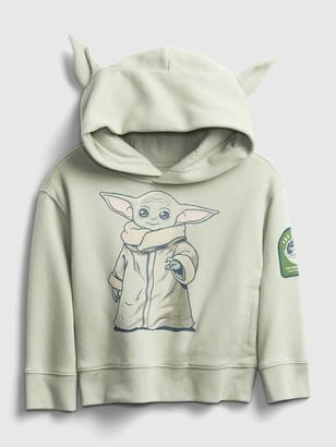 Star Wars babyGap | StarWars Baby Yoda Hoodie