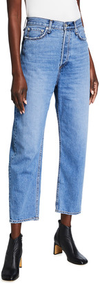 Rag & Bone 90s High-Rise Relaxed-Fit Jeans