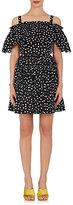 Dolce & Gabbana Women's Cotton-Blend Off-The-Shoulder Dress