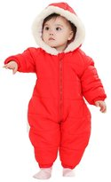 LongXiang Unisex Baby Snow Suit 6M to 12M