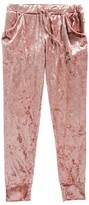 T2 Love Girl's Velour Pants