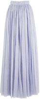 Emilia Wickstead The Gillian A-line Maxi Skirt