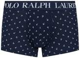 Polo Ralph Lauren Anchor Print Classic Trunks