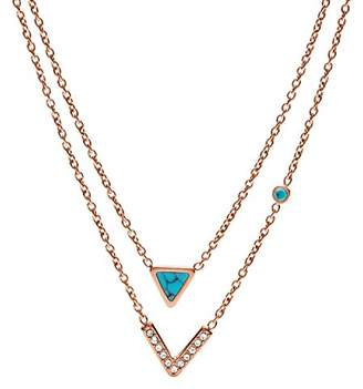 Fossil Women's Necklace JF02644791