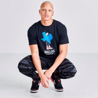Nike Men's Jordan Character City Dallas T-Shirt