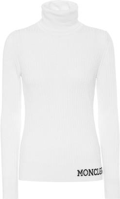 Moncler Wool turtleneck sweater