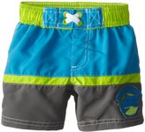 iXtreme Baby Boys' Shark Patch Rashguard Swim Short