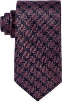 HUGO BOSS Men's Grid Slim Tie