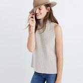 Madewell Mockneck Sweater-Vest
