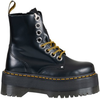 Dr. Martens Jadon Max Laced Ankle Boots