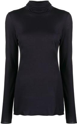 Roberto Collina Slim-Fit Roll Neck Sweatshirt