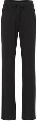 Alo Yoga Extreme high-rise wide-leg pants