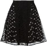 Giamba floral motif skirt - women - Polyester - 42