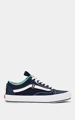 Vans Men's Old Skool Cap LX Sneakers - Navy