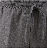Twin-Set Wide Legs Wool Trousers