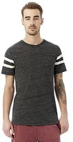 Alternative Men's Short Sleeve Football Tee