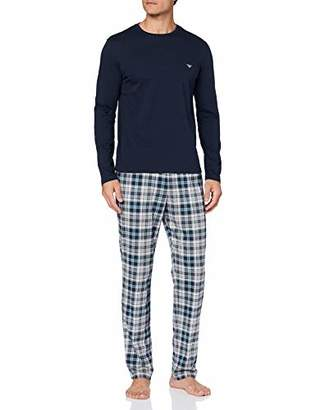 Emporio Armani Men's Pyjama Set,Medium