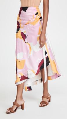 Aje Psychedelia Skirt