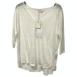 Charli White Linen Knitwear for Women