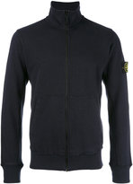 Stone Island zip up cardigan - men - Cotton - M