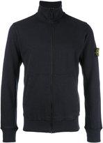 Stone Island zip up cardigan - men - Cotton - S