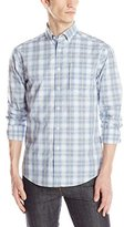 Vince Camuto Men's Long Sleeve Sportshirt with Patch Pocket