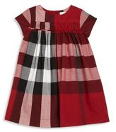 Burberry Toddler Girl's Check Cotton Dress
