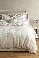 Anthropologie Soft-Washed Linen Euro Sham