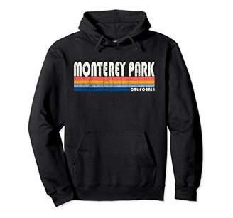Vintage 70s 80s Style Monterey Park CA Hoodie