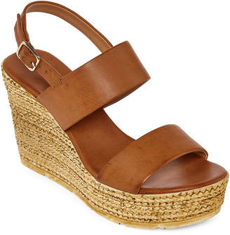 Zigi Soho Girl Womens Adalee Wedge Sandals