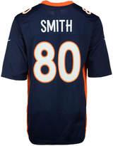 Nike Men's Rod Smith Denver Broncos Retired Game Jersey