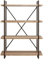 UMA Metal & Wood Shelf