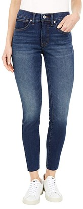 Lucky Brand Mid-Rise Ava Skinny Jeans in Clarent Ct (Clarent) Women's Jeans