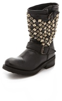Ash Tokyo Engineer Boots with Studs