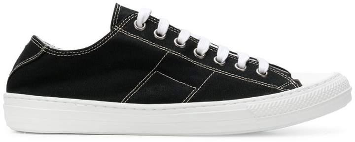 Maison Margiela lace-up sneakers