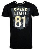 Armani Jeans Armani AJ Men's Printed Logo Design T-shirt A6H13MV