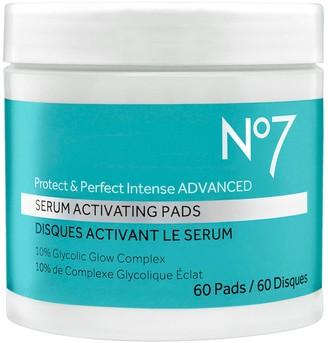 No7 Protect & Perfect Intense Advanced Serum Pads