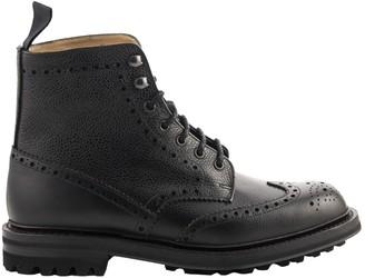 Church's Churchs Mac Farlane 2 Highland Grain Lace-up Boot Brogue Black
