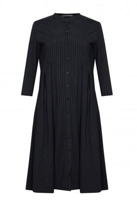 Elemente Clemente - Kahoy Pinstripe Dress - 8