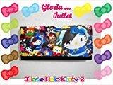 Hello Kitty Street Fighter Canvas Wallet Loungefly Sanrio SANWA0609