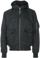 Marcelo Burlon County of Milan Hue Alpha jacket - men - Nylon/Polyester - XS