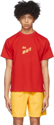 all in Red Escape T-Shirt