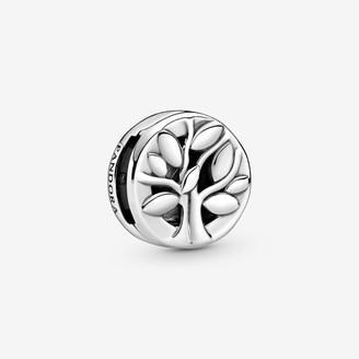 Pandora Family Tree Clip Charm