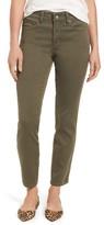 NYDJ Women's Ami Colored Stretch Skinny Jeans