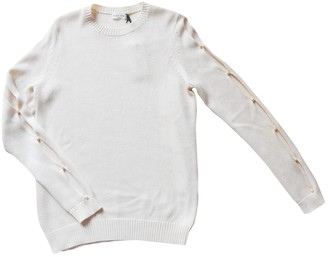 Sonia Rykiel White Silk Knitwear for Women