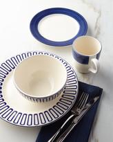 Neiman Marcus 16-Piece Blue Dinnerware Service
