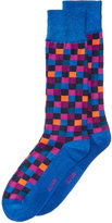 Alfani Men's Square-Pattern Socks, Created for Macy's