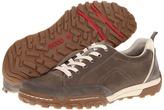 Ecco Sport - Calgary (Warm Grey/Warm Grey/Ice White/Oil Suede/Oil Nubuck/Fuego) - Footwear